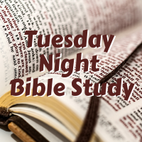 Tuesday Night Bible Study at From the Heart Atlanta