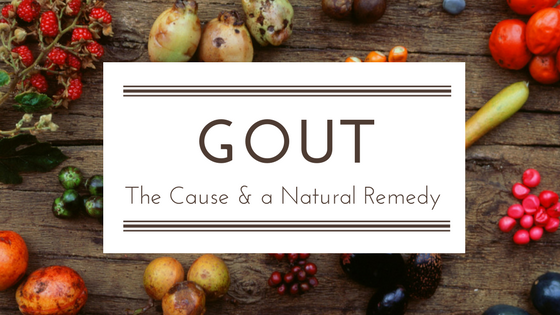 A Natural Remedy for Gout