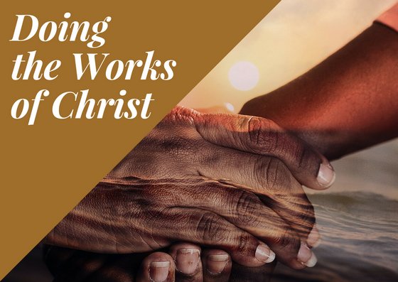 Doing the Works of Christ Series - Pastor Charles W. Starks - From the Heart Atlanta