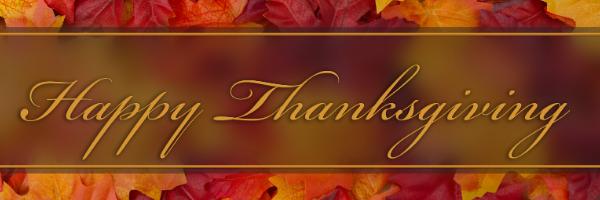 Happy Thanksgiving from From the Heart Atlanta