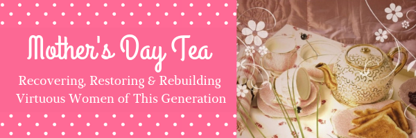 Mother's Day Tea 2019 at From the Heart Atlanta