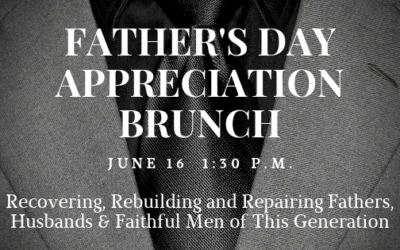 Father's Day Appreciation Brunch