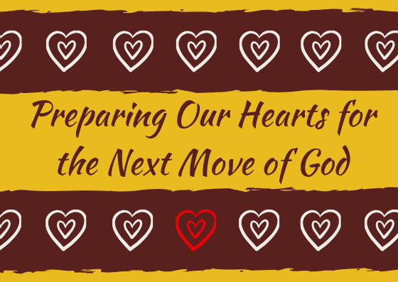 Preparing Our Hearts for the Next Move of God Series - Pastor Charles W. Starks - From the Heart Atlanta