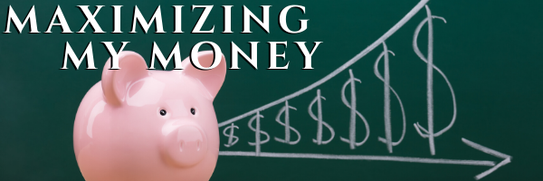 Maximizing My Money Workshop