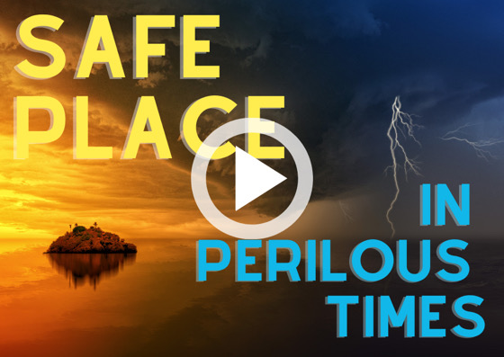 Safe Place in Perilous Times Series - Pastor Charles W. Starks - From the Heart Atlanta