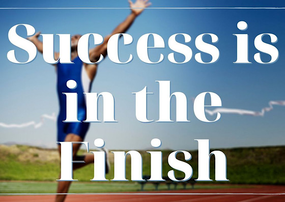 Success is in the Finish Series - Pastor Charles W. Starks - From the Heart Atlanta