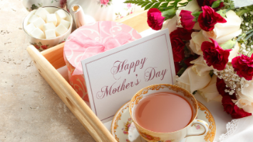 Virtual Mother's Day Tea 2021 at From the Heart Atlanta